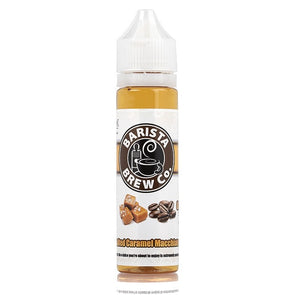 Salted Caramel Macchiato by Barista Brew Co E-Liquids 60mL - 120ml.co - Premium Large Format eJuice and Vapor Products