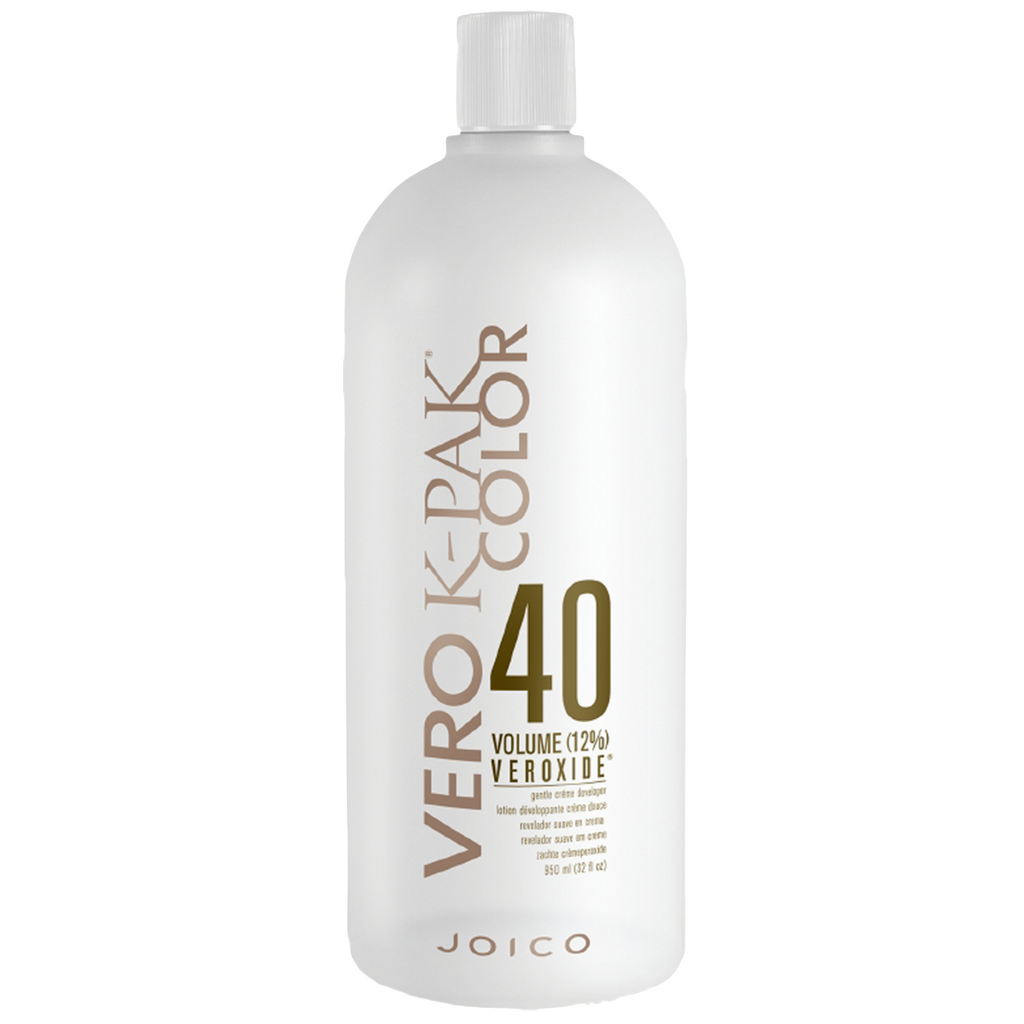 Joico Vero K-PAK Color 40 Volume (12%) Veroxide Developer 32 oz