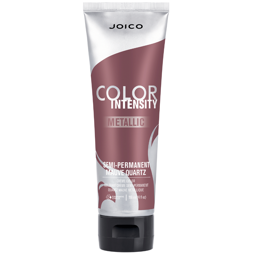 Joico Color Intensity Metallic Muse Collection Semi-Permanent Hair Color 4 oz, Mauve Quartz