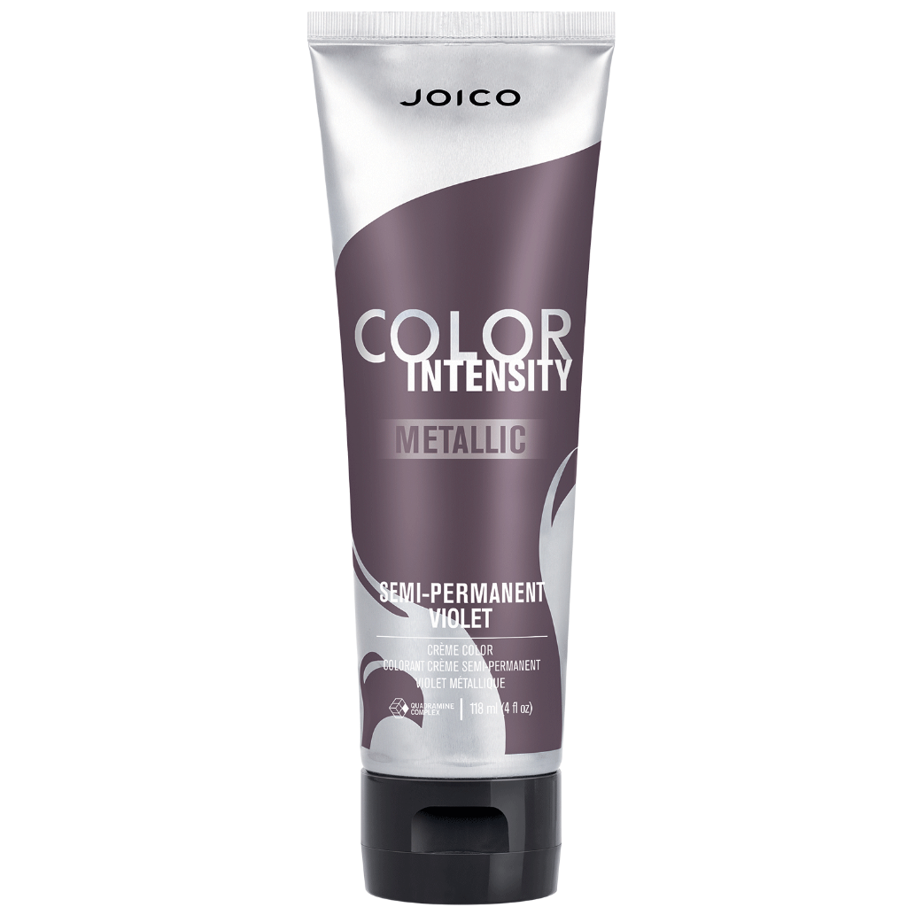 Joico Color Intensity Metallic Muse Collection Semi-Permanent Hair Color 4 oz, Violet