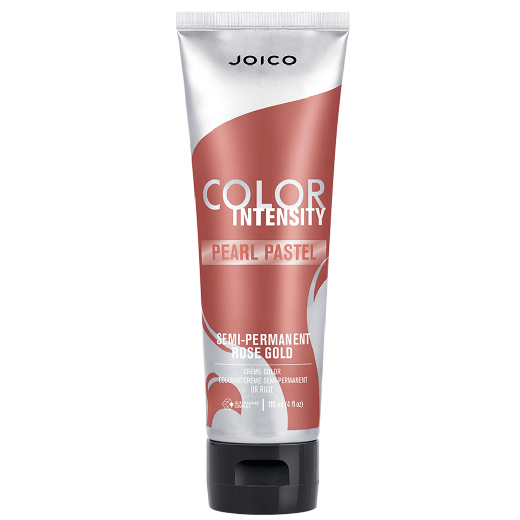 Joico Color Intensity Pearl Pastel Collection Semi-Permanent Color 4 oz, Rose Gold