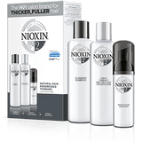 Nioxin 3 Part System 2 For Natural Hair With Progressed Thinning