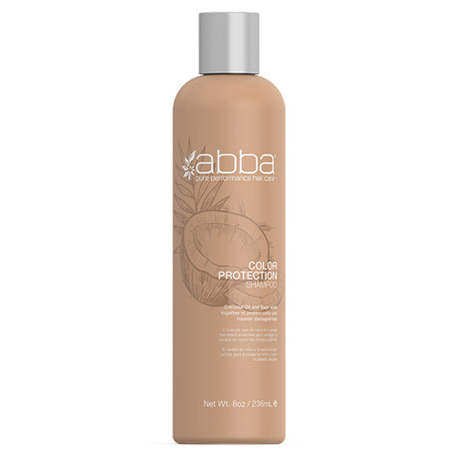 Abba Color Protection Shampoo 8 oz