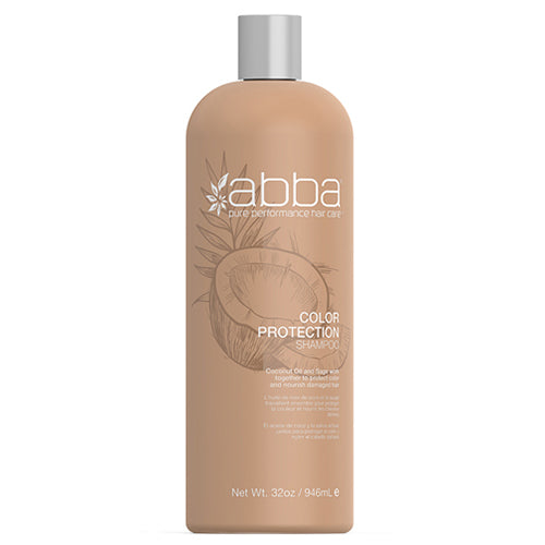 Abba Color Protection Shampoo 32 oz