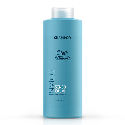 Wella Invigo Senso Calm Sensitive Shampoo 33.8 oz