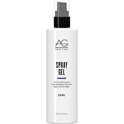 AG Curl Spray Gel Thermal Setting Spray 8 oz