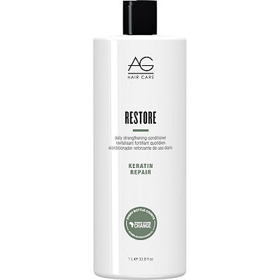 AG Keratin Repair Restore Daily Strengthening Conditioner 33.8 oz