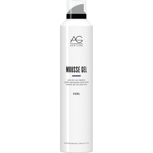 AG Curl Mousse Gel Extra Firm Curl Retention 10 oz