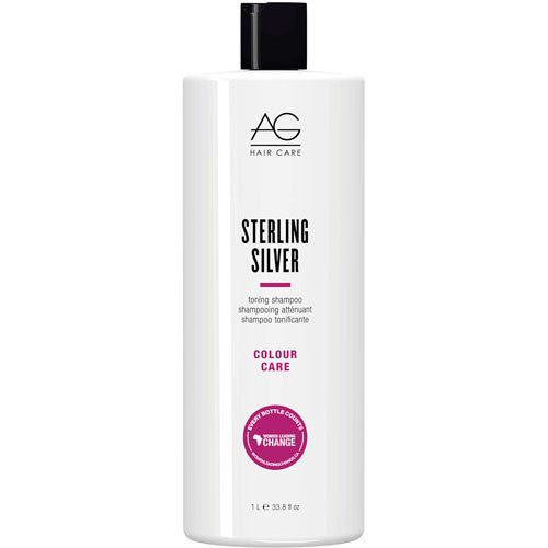 AG Sterling Silver Toning Conditioner 33.8 oz