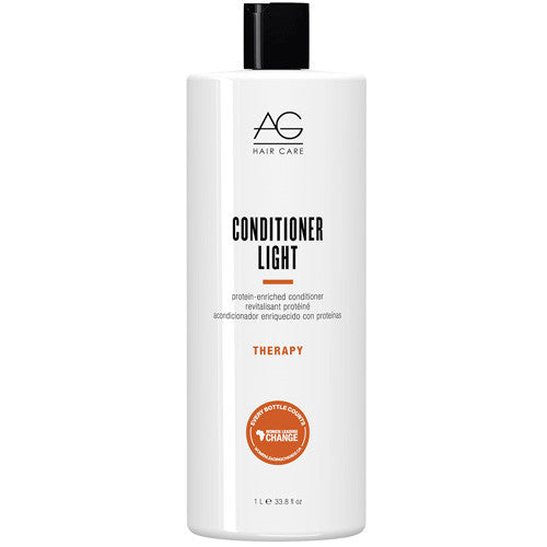 AG Therapy Conditioner Light Protein Enriched Conditioner 33.8 oz