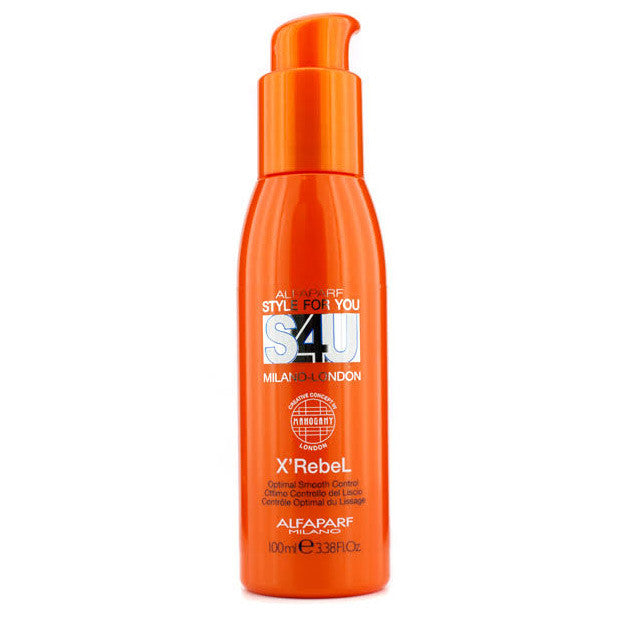 AlfaParf S4U X'RebeL Optimal Smooth Control 3.38 oz