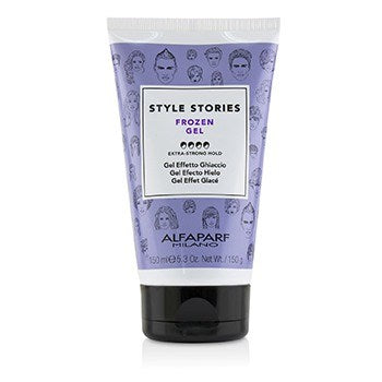 Alfaparf Style Stories Frozen Gel Extra Strong Hold 5.3 oz