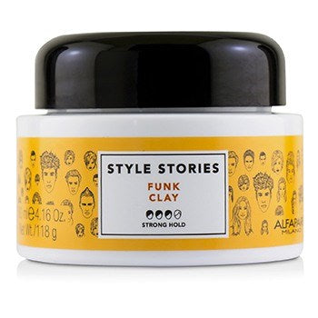 Alfaparf Style Stories Funk Clay 4.16 oz