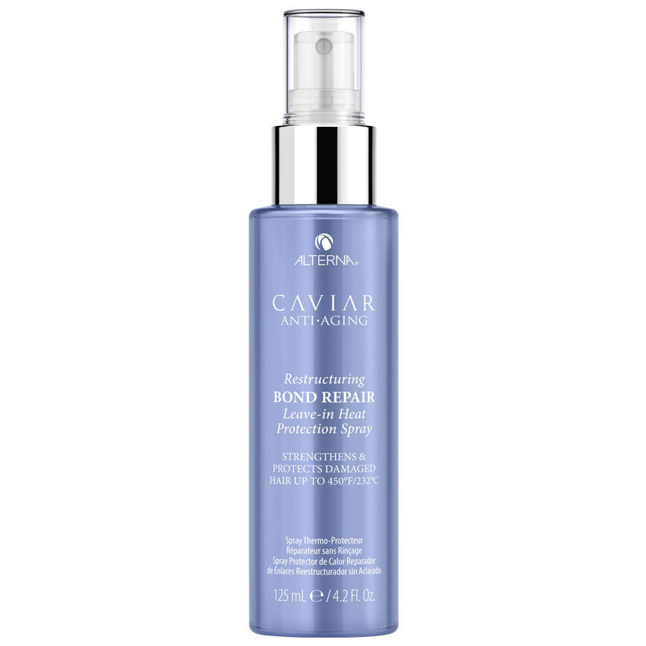 Alterna Caviar Anti-Aging Restructuring Bond Repair Leave-In Heat Protection Spray 4.2 oz