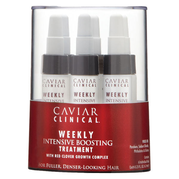 Alterna Caviar Clinical Weekly Intensive Boosting Treatment 6 Vials / .23 oz