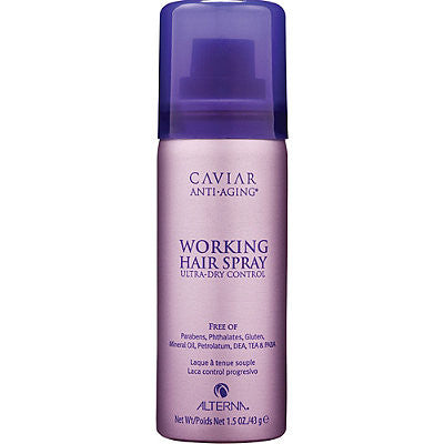 Alterna Caviar Anti-Aging Working Hair Spray 1.5 oz