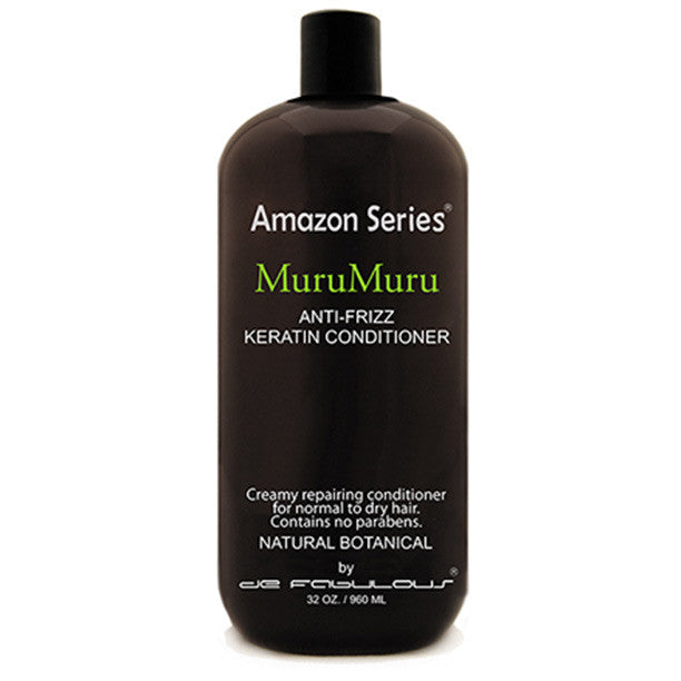 Amazon Series MuruMuru Anti-Frizz Keratin Conditioner 32 oz