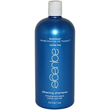 Aquage SeaExtend Ultimate ColorCare with Thermal-V Silkening Shampoo 33.8 oz