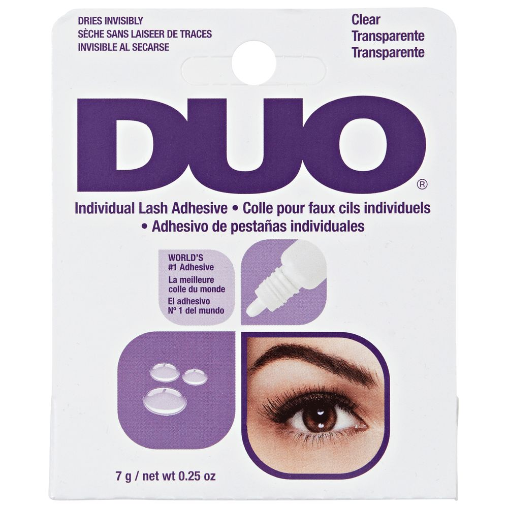 eb5417230fd Ardell DUO Individual Lash Adhesive Clear 0.25 oz – Brighton Beauty ...