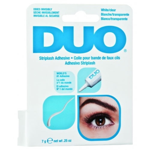 Ardell DUO Striplash Adhesive White Clear 0.25 oz