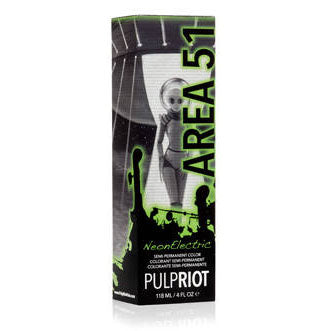 Pulp Riot Semi-Permanent Haircolor 4 oz Area 51