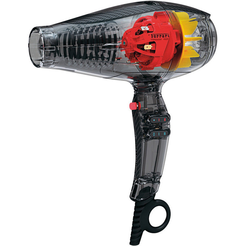 BaByliss PRO Volare V1 Dryer with Ferrari Designed Engine Red