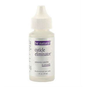 Be Natural Cuticle Eliminator 1 oz