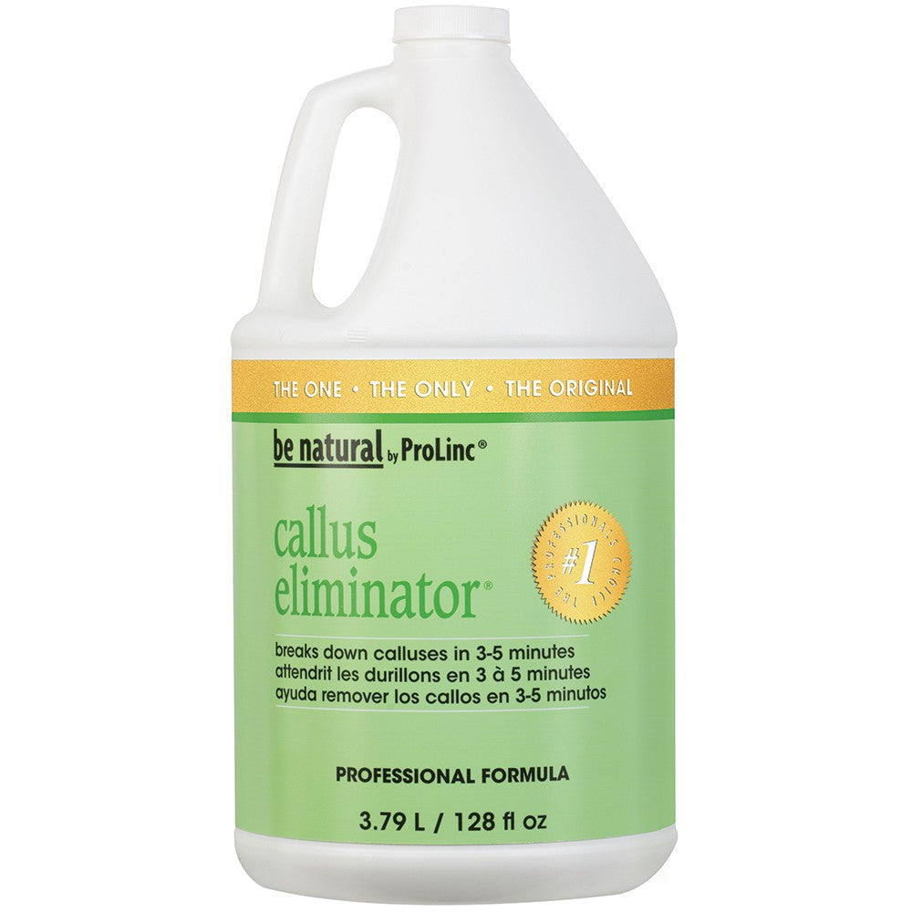 Be Natural by Prolinc Callus Eliminator 128 oz