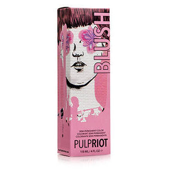 Pulp Riot Semi-Permanent Haircolor 4 oz Blush