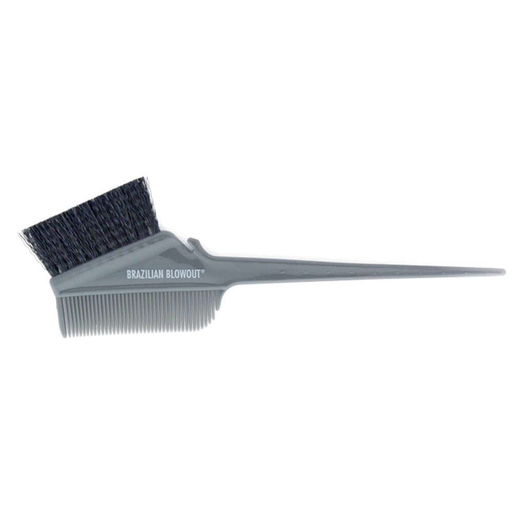 Brazilian Blowout Comb and Brush Applicator