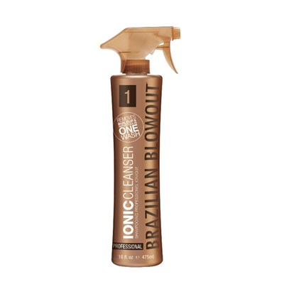 Brazilian Professionals Brazilian Blowout Ionic Cleanser 16 oz