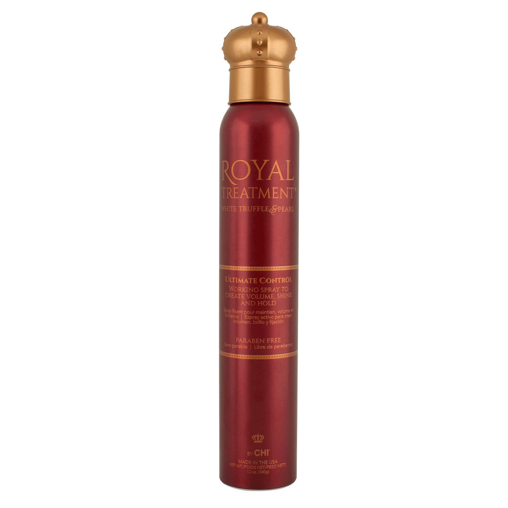 CHI Farouk Royal Treatment Ultimate Control Volume Shaping Spray 12 oz