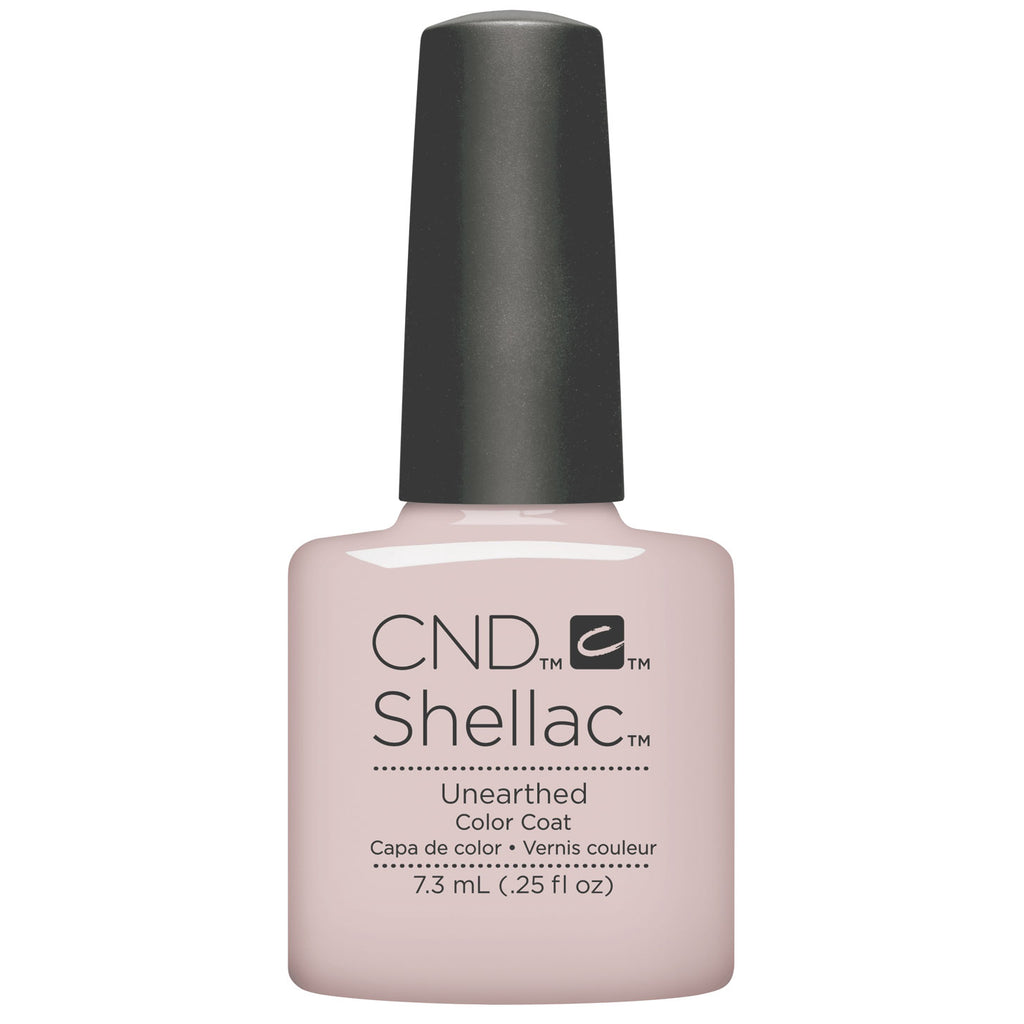 CND Shellac Nude The Collection Unearthed .25 oz
