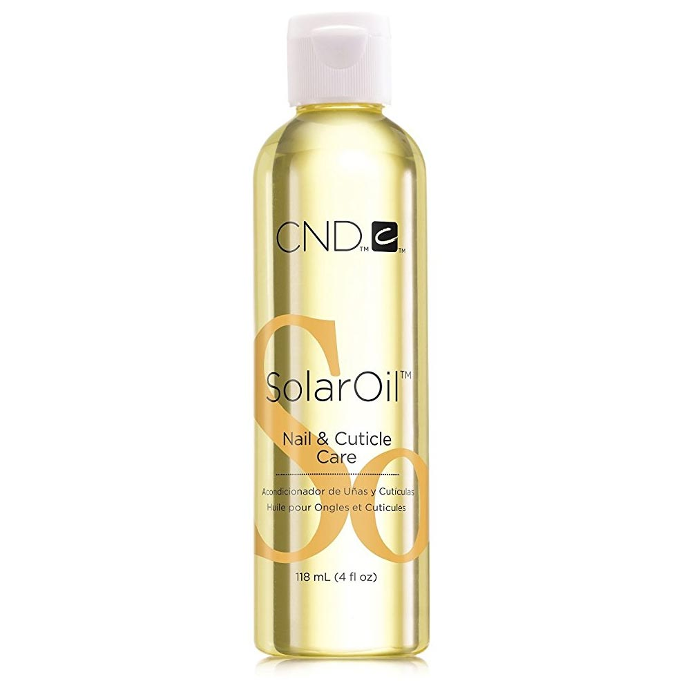 CND SolarOil Nail and Cuticle Care 4 oz