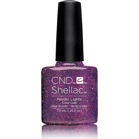 CND Shellac UV Color Coat Nordic Lights 0.25 oz