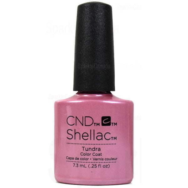 CND Shellac UV Color Coat Tundra 0.25 oz