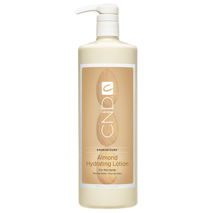 CND SpaManicure Almond Hydrating Lotion 33 oz