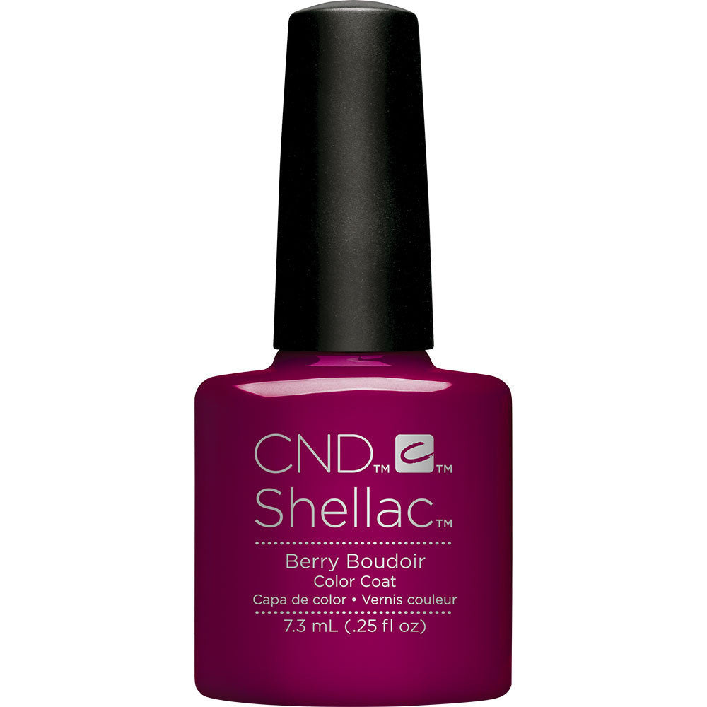 CND Shellac Nightspell Collection Berry Boudoir .25 oz