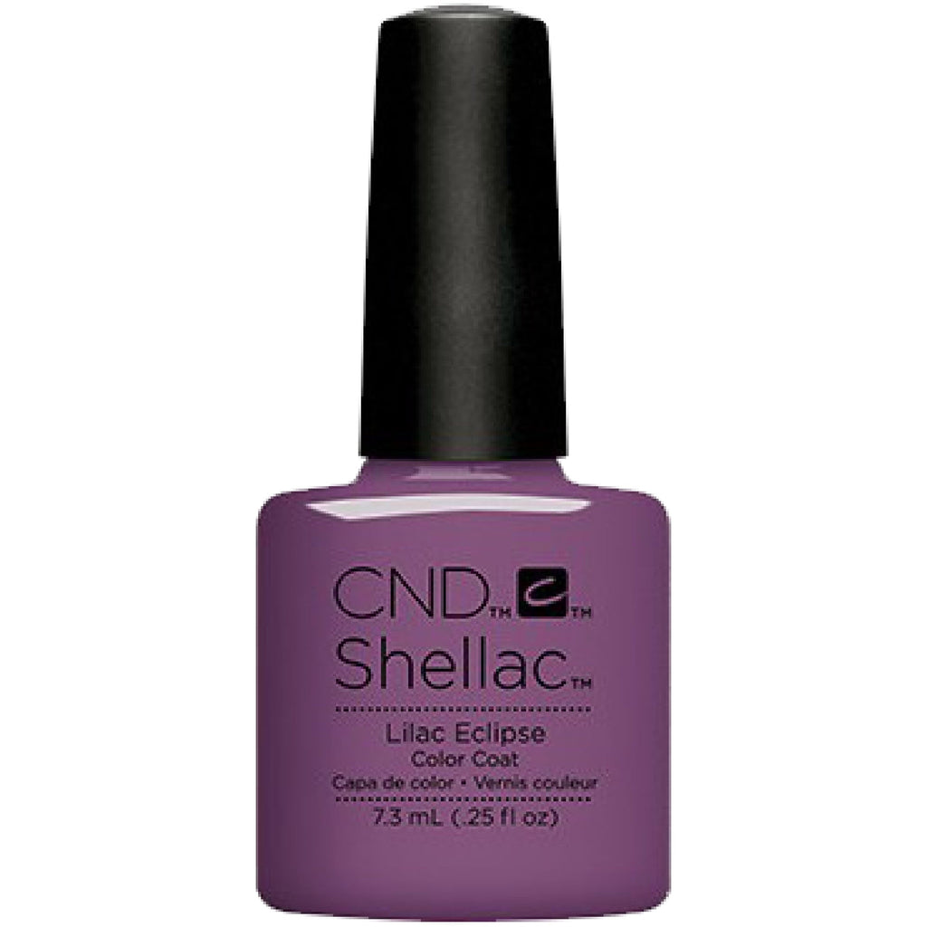 CND Shellac Nightspell Collection Lilac Eclipse .25 oz