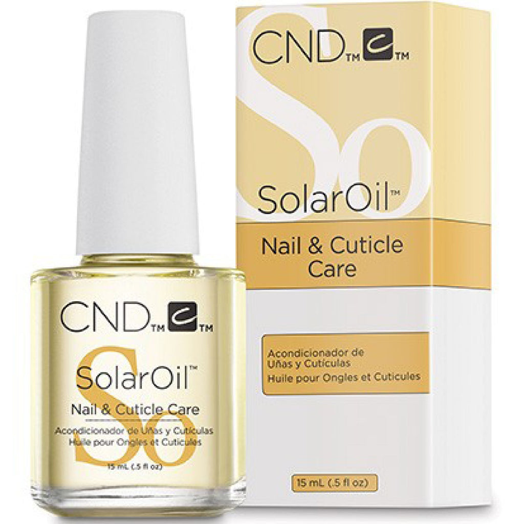 CND Solar Oil Nail and Cuticle Care 0.5 oz