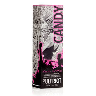 Pulp Riot Semi-Permanent Haircolor 4 oz Candy