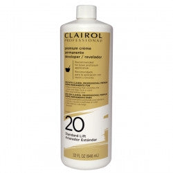 Clairol Soy 4Plex 20 Volume Creme Developer 32 oz