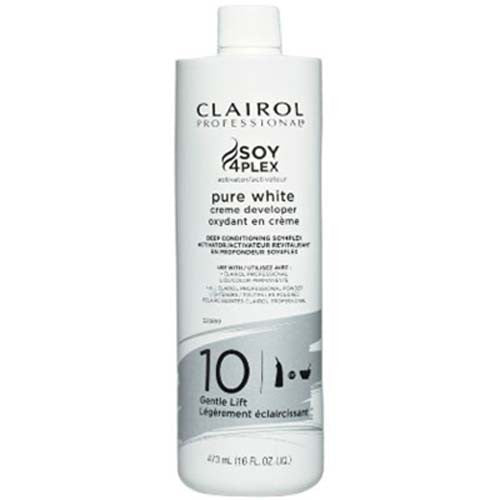 Clairol Pure White 10 Volume Creme Developer 16 oz