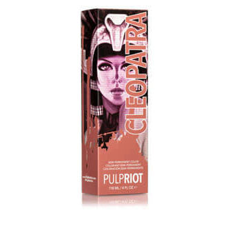 Pulp Riot Semi-Permanent Haircolor 4 oz Cleopatra