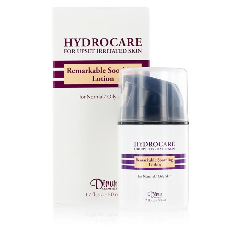 Dinur Hydrocare Remarkable Soothing Lotion for Normal and Oily Skin 1.7 oz