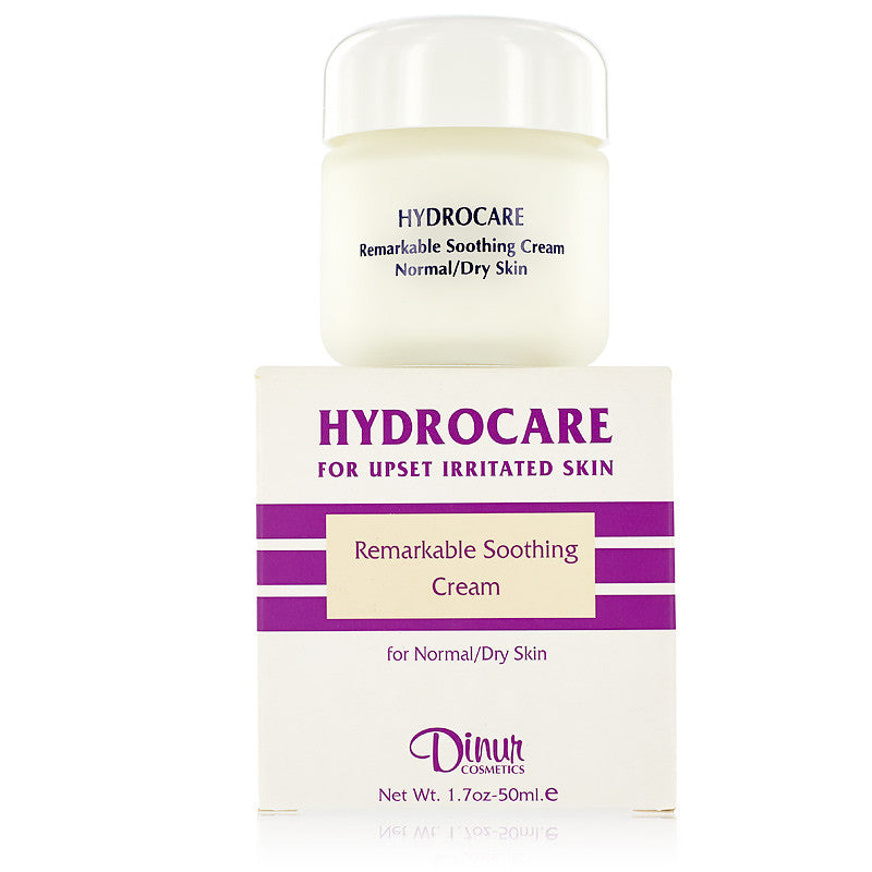 Dinur Hydrocare Remarkable Soothing Cream Normal Dry Skin 1.7 oz