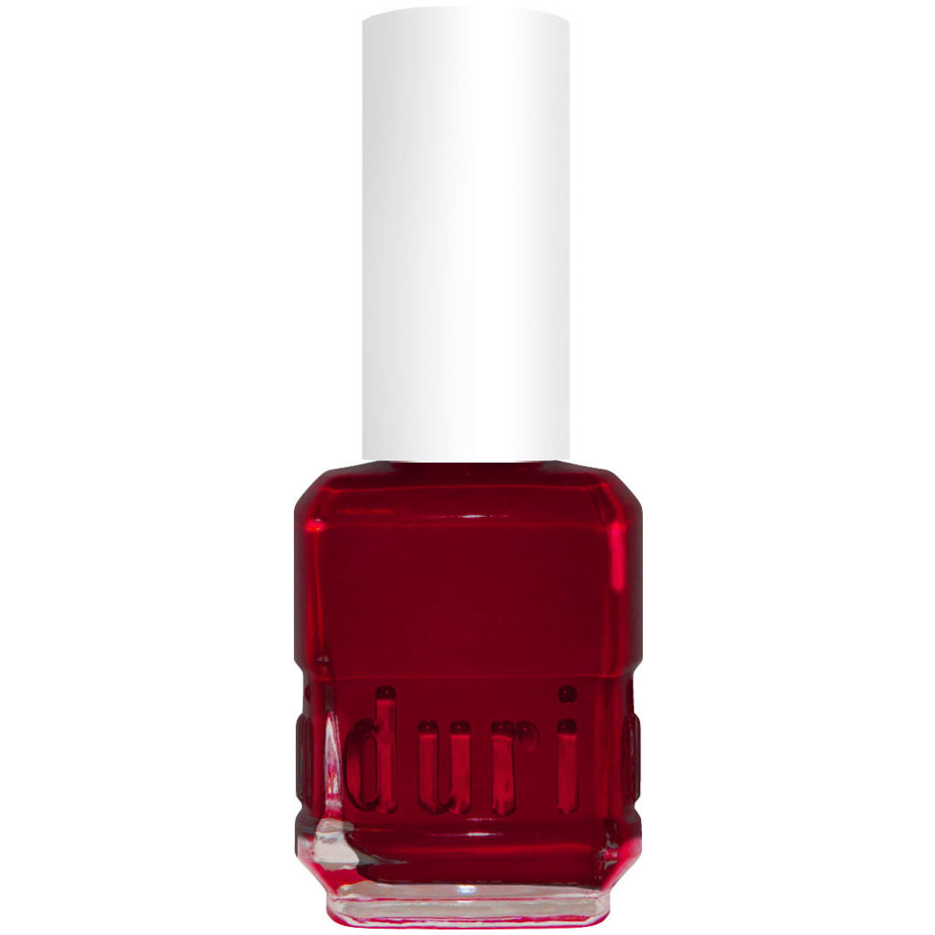 Duri Nail Polish 710 Burgundy Charade 0.5 oz