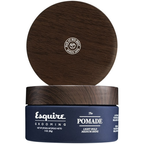 Esquire Grooming The Pomade Light Hold Medium Shine 3 oz