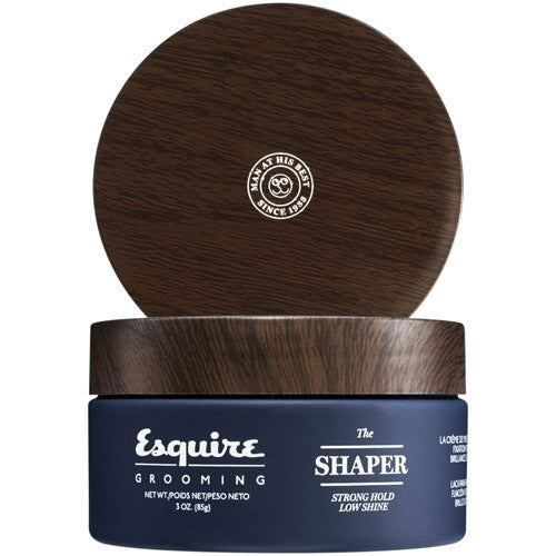 Esquire Grooming The Shaper Strong Hold Low Shine 3 oz