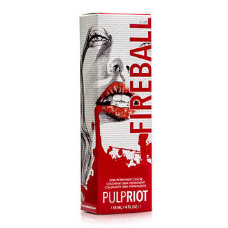 Pulp Riot Semi-Permanent Haircolor 4 oz Fireball